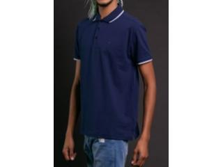 Camiseta Masculina Ellus B672 14 Marinho - Tamanho Médio