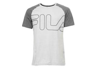 Camiseta Masculina Fila Tr180436 Essental 1966 Mescla - Tamanho Médio