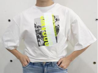 Camiseta Feminina Forum 344602293 58529 Off White - Tamanho Médio