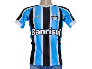 Camiseta Masculina Grêmio 3g00000 Tricolor - Tamanho Médio