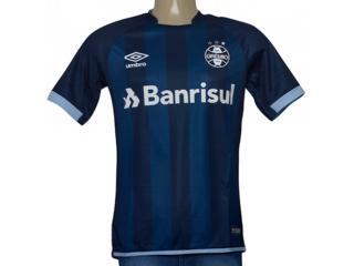 Camiseta Masculina Grêmio 3g160268 of 3 2017/18 Fan S/n Marinho/azul - Tamanho Médio