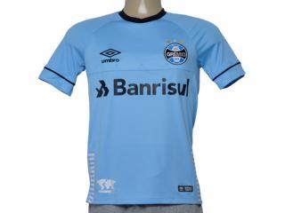 Camiseta Masculina Grêmio 3g160655 of Charrua 2018 C/n 7 Azul/preto/branco - Tamanho Médio