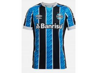 Camiseta Masculina Grêmio 3g161163 of i 2020 Atleta C/n 10 Tricolor - Tamanho Médio