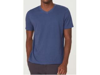 Camiseta Masculina Hering 022b Az2en Azul Escuro - Tamanho Médio