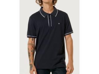 Camiseta Masculina Hering 3m4u Ax7en Marinho - Tamanho Médio