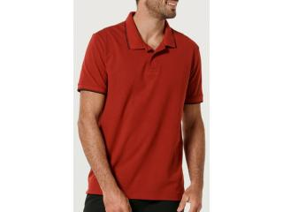 Camiseta Masculina Hering 3m11 Rwwen Vermelho - Tamanho Médio