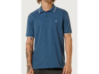 Camiseta Masculina Hering 3m4m Az2en Azul Escuro - Tamanho Médio