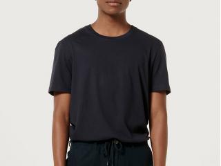 Camiseta Masculina Hering 0201 Ax7en Marinho - Tamanho Médio