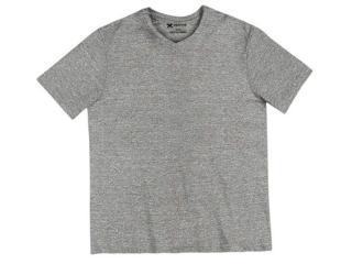 Camiseta Masculina Hering 022b M2h07s Cinza - Tamanho Médio