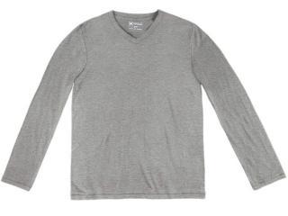 Camiseta Masculina Hering 022d M2h07s Cinza - Tamanho Médio