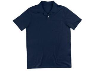 Camiseta Masculina Hering 03cq Au807s Marinho - Tamanho Médio
