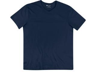 Camiseta Masculina Hering 022b Ax7en Marinho - Tamanho Médio