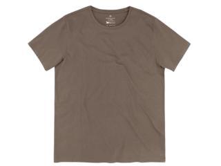 Camiseta Masculina Hering Kg99 Hlesi Marrom - Tamanho Médio