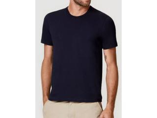 Camiseta Masculina Hering 0299 Az7en Azul - Tamanho Médio