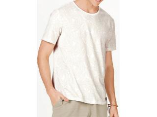 Camiseta Masculina Hering 4efk 3gen Nude - Tamanho Médio