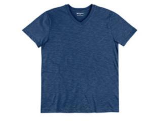 Camiseta Masculina Hering N2k5 A2yen Azul - Tamanho Médio