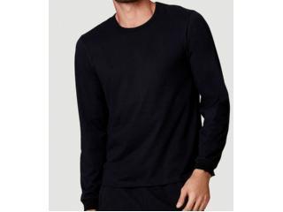 Camiseta Masculina Hering N204 N1007s Preto - Tamanho Médio