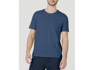 Camiseta Masculina Hering 0299 Az2en Azul - Tamanho Médio