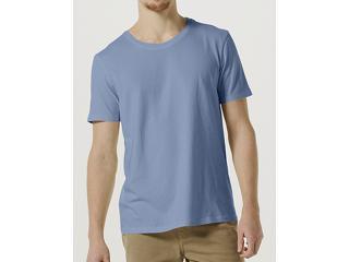 Camiseta Masculina Hering 0201 Az3en Azul - Tamanho Médio