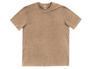 Camiseta Masculina Hering 0299 Hlden Marrom Claro - Tamanho Médio