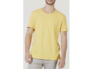 Camiseta Masculina Hering 0201 Ynjen Amarelo - Tamanho Médio