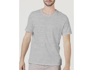 Camiseta Masculina Hering 0299 M2h07s Mescla - Tamanho Médio