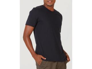 Camiseta Masculina Hering 0299 N1007s Preto - Tamanho Médio
