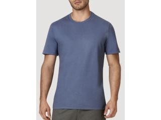 Camiseta Masculina Hering 0227 Av2en Azul - Tamanho Médio