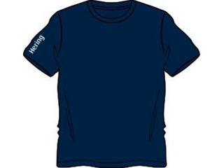 Camiseta Masculina Hering 4ey8 Ax7en Marinho - Tamanho Médio