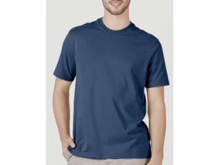 Camiseta Masculina Hering 0227 Az2en Azul - Tamanho Médio