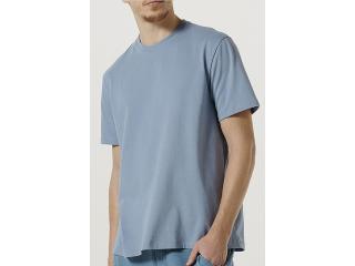 Camiseta Masculina Hering 0227 Az3en Azul Claro - Tamanho Médio