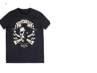 Camiseta Masculina Hering 4ex9 N10en Preto - Tamanho Médio