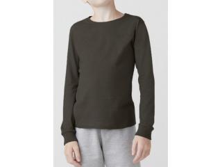 Camiseta Masculina Hering Kids 5cmy Naten Verde - Tamanho Médio