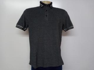 Camiseta Masculina Individual 08.75.0817.09 Preto - Tamanho Médio