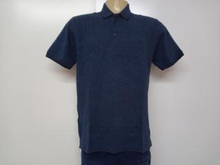 Camiseta Masculina Individual 08.75.0826.40 Estampado Azul Floral - Tamanho Médio