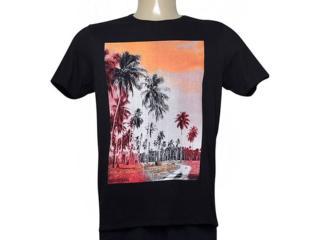 Camiseta Masculina Individual 304.22222.210 Preto - Tamanho Médio