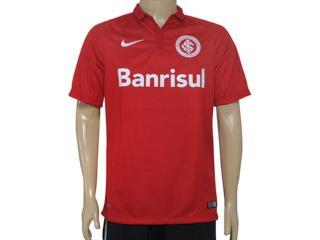 Camiseta Masculina Inter 658938-612 Sci Home Torcedor Vermelho - Tamanho Médio