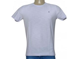 Camiseta Masculina King & Joe Ca09109 Branco - Tamanho Médio