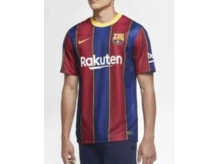 Camiseta Masculina Nike Cd4232-456 fc Barcelona Azul/bordo - Tamanho Médio