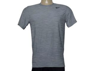 Camiseta Masculina Nike 832864-043 m nk Brthe ss Top  Cinza - Tamanho Médio