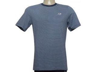 Camiseta Masculina Nike Ar5073-451 Sportswear Listrado/azul - Tamanho Médio