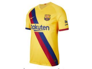 Camiseta Masculina Nike Aj5531-728 Brea fc Barcelona Sta aw Amarelo/vermelho/marinho - Tamanho Médio