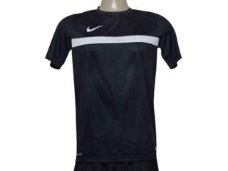 Camiseta Masculina Nike 651379-012 Academy Trainning 1  Preto - Tamanho Médio