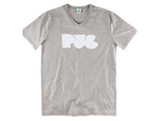 Camiseta Masculina Puc 2h3v M2h10 Mescla - Tamanho Médio