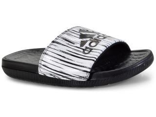 Chinelo Masculino Adidas Cp9450 Voloomix gr Preto/branco - Tamanho Médio