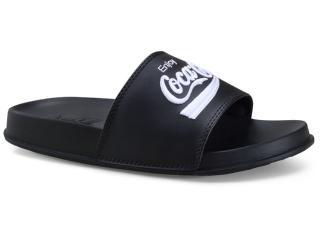 Chinelo Unisex Coca-cola Shoes Cc2956 Preto - Tamanho Médio