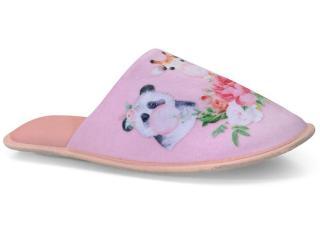 Chinelo Feminino Europa 869 Rosa - Tamanho Médio