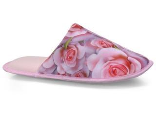 Chinelo Feminino Europa 868 Rosa - Tamanho Médio