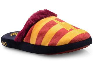 Chinelo Masc Infantil Ricsen 139070 Harry Potter Vermelho/amarelo - Tamanho Médio