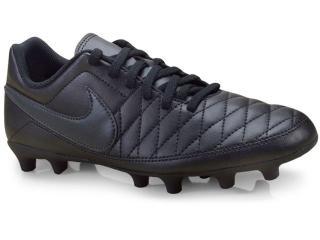 Chuteira Masculina Nike Aq7902-001 Majestry fg Preto - Tamanho Médio
